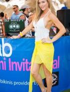 Joanna Krupa sideboob bikini