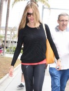 Sofia Vergara booty leggings