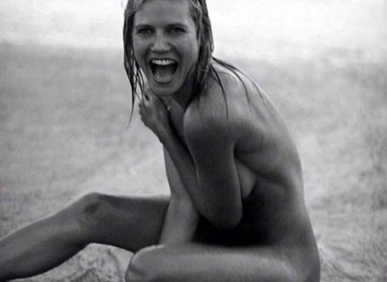 Heidi Klum nude instagram