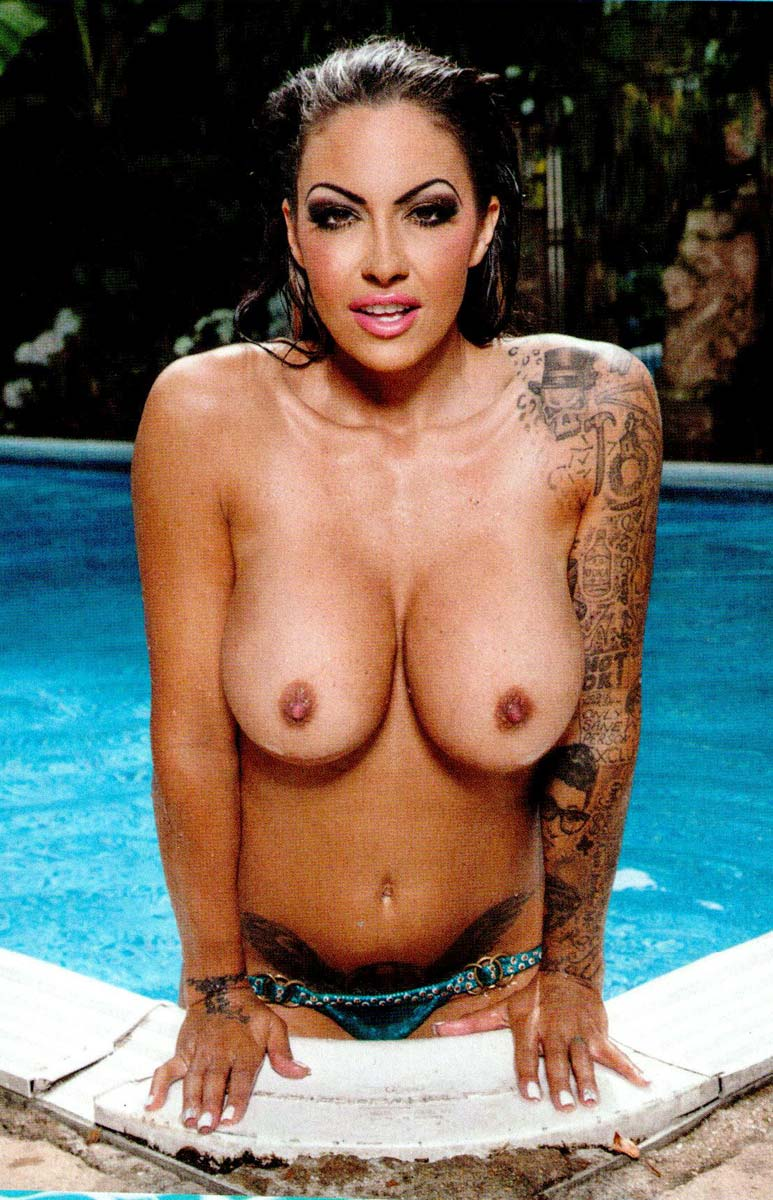 Jodie marsh fully naked