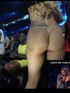Lady Gaga bare ass