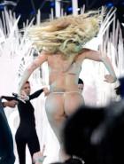 Lady Gaga booty