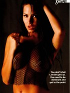 Sabine Jemeljanova topless loaded