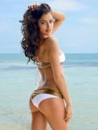 Irina Shayk Beach Bunny Swimwear