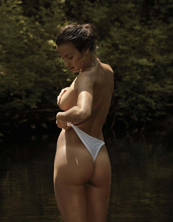 irina shayk nude