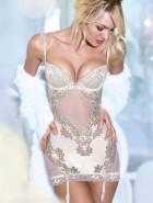 Candice Swanepoel Victoria Secret lingerie