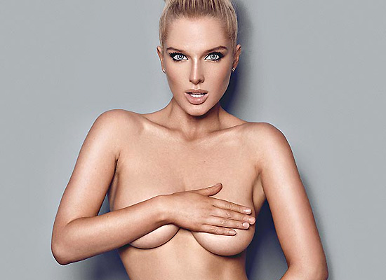 Helen Flanagan 2014 Calendar preview