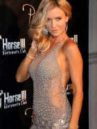 Joanna Krupa see through cleavage