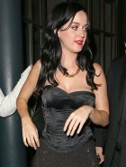 Katy Perry cleavage