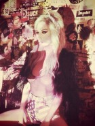 Kesha Instagram pictures