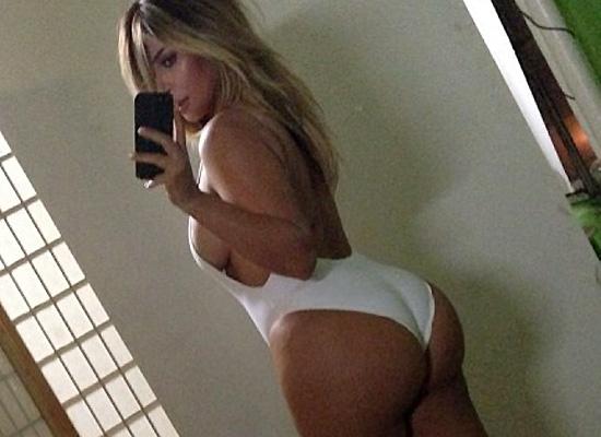 Kim Kardashian booty on Twitter