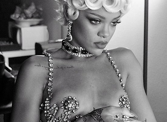 Rihanna 'Pour It Up'