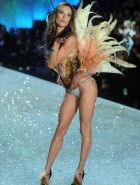 Alessandra Ambrosio Victoria's Secret Fashion Show 2013