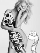 Candice Swanepoel nude i-D Magazine