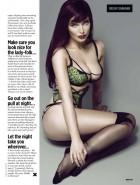 Helen Flanagan Lingerie Nuts Magazine