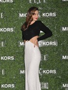 Miranda Kerr Elle Magazine Party
