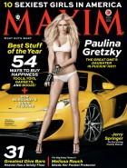 Paulina Gretzky Maxim Magazine