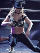 Britney Spears 'Piece Of Me' show in Vegas