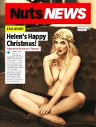 Helen Flanagan Nuts UK