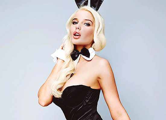 Helen Flanagan Playboy bunny