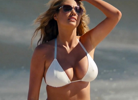 Kate Upton bikini in the Other Woman