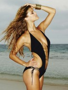 Nina Agdal bikini for GoSee Magazine