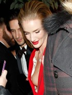 Rosie Huntington-Whiteley nipple slip