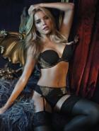 Sylvie van der Vaart lingerie