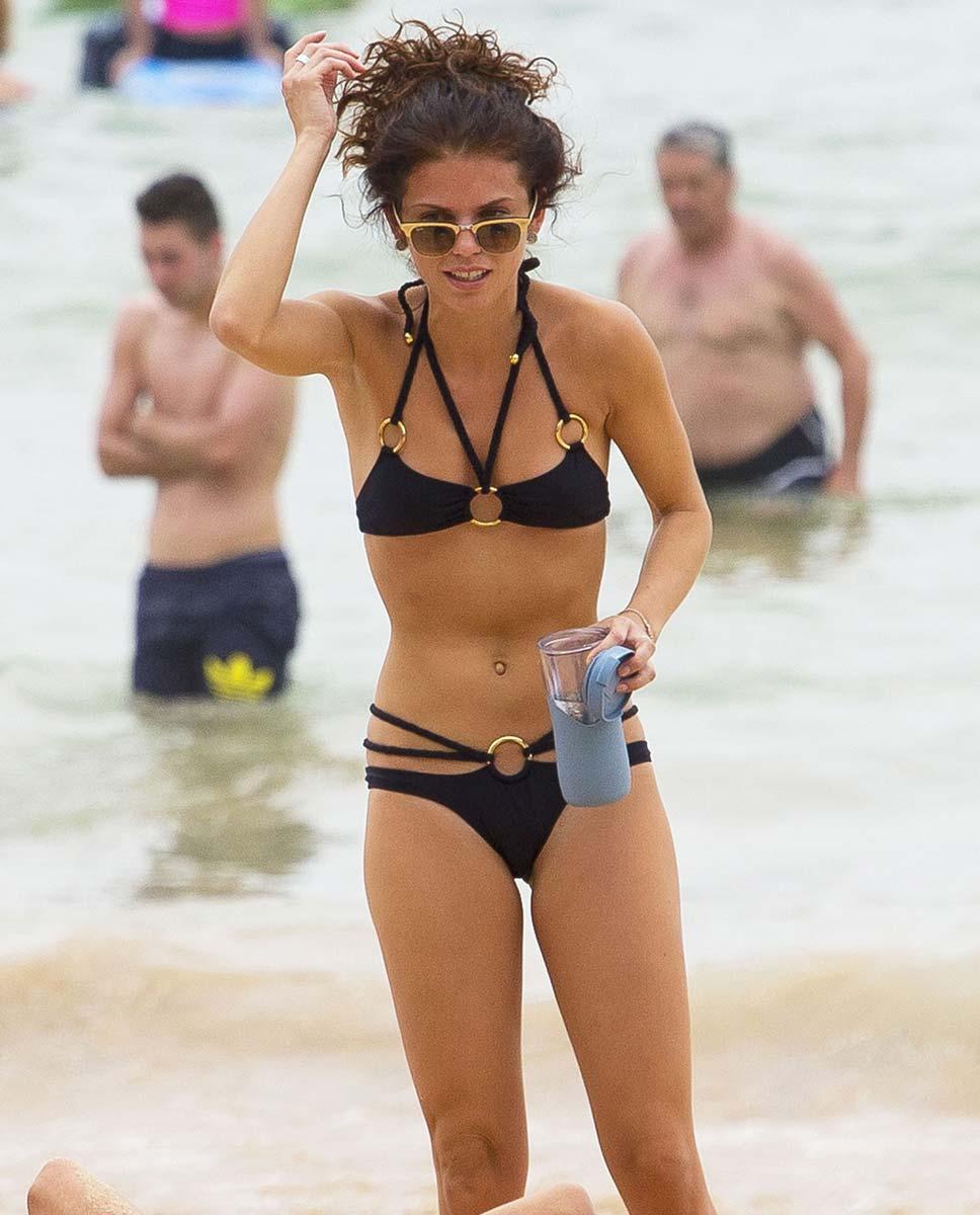 Fucking Annalyne mccord bikini love too!!