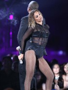 Beyonce Booty At The 56th Annual Grammy Awards