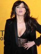 Daisy Lowe cleavage