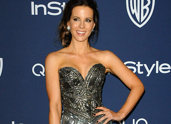 Kate Beckinsale cleavage