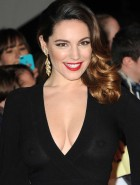 Kelly Brook nipples