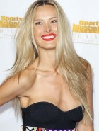 Petra Nemcova 50th Anniversary of the SI Swimsuit Issue