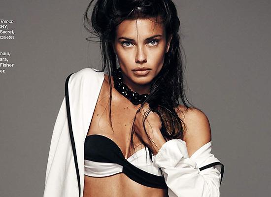 Adriana Lima Harper's Bazaar