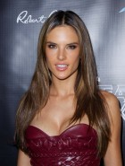 Alessandra Ambrosio at 'Leather & Laces' Party