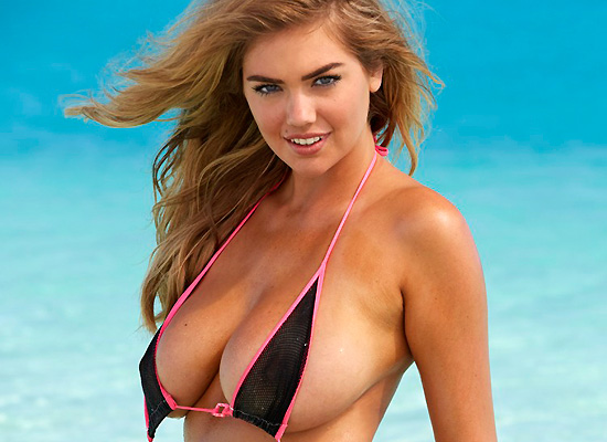 Kate Upton 2014 Sports Illustrated Swimsuit Issue