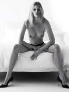 Lara Stone W Magazine