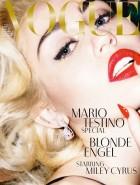 Miley Cyrus Vogue