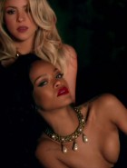 Rihanna & Shakira 'Can't Remember To Forget You'