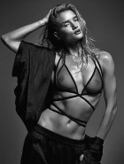 Rosie Huntington-Whiteley W Magazine