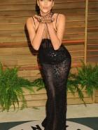 Irina Shayk at 2014 Vanity Fair Oscar Party