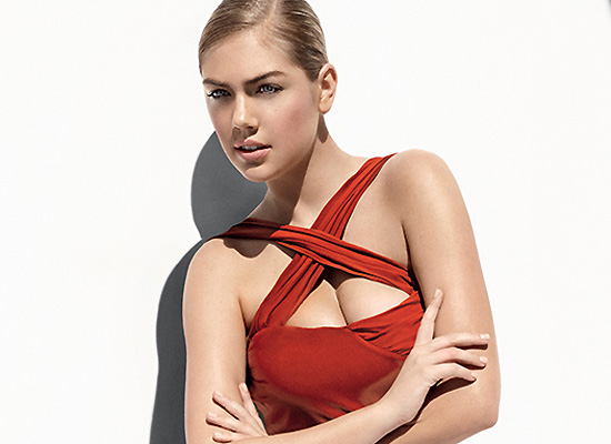 Kate Upton Vogue Magazine April 2014