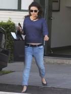 Mila Kunis pregnant