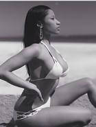 Nicki Minaj bikini photoshoot