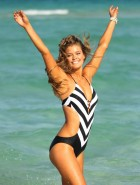 Nina Agdal OP Swimwear