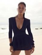 Adriana Lima Vogue Spain