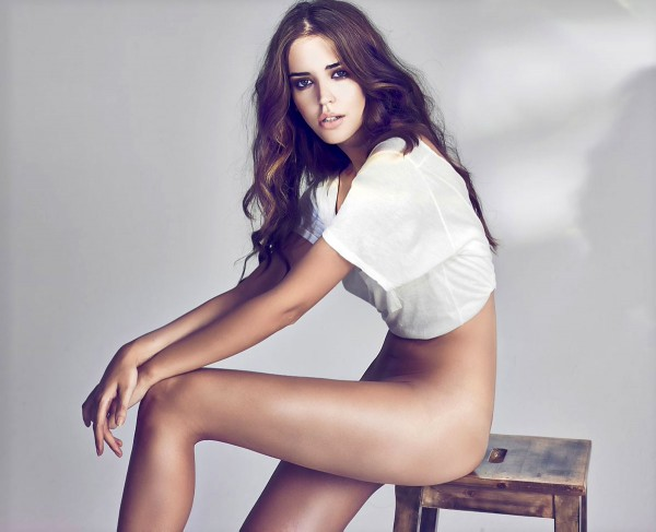 Rodriguez Maria nackt Clara  Eva LaRue