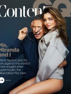 Miranda Kerr GQ UK May 2014
