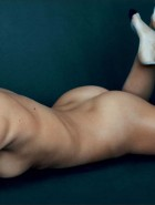 Miranda Kerr naked for GQ UK